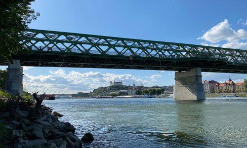 Mosty Bratislavy: Ako sa zo Starého mosta stal najnovší