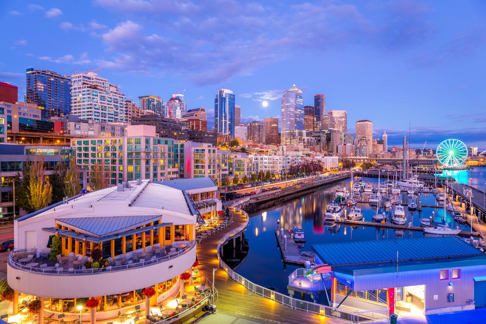 Metropoly a voda XI: Seattle otvára osemhektárový nábrežný park