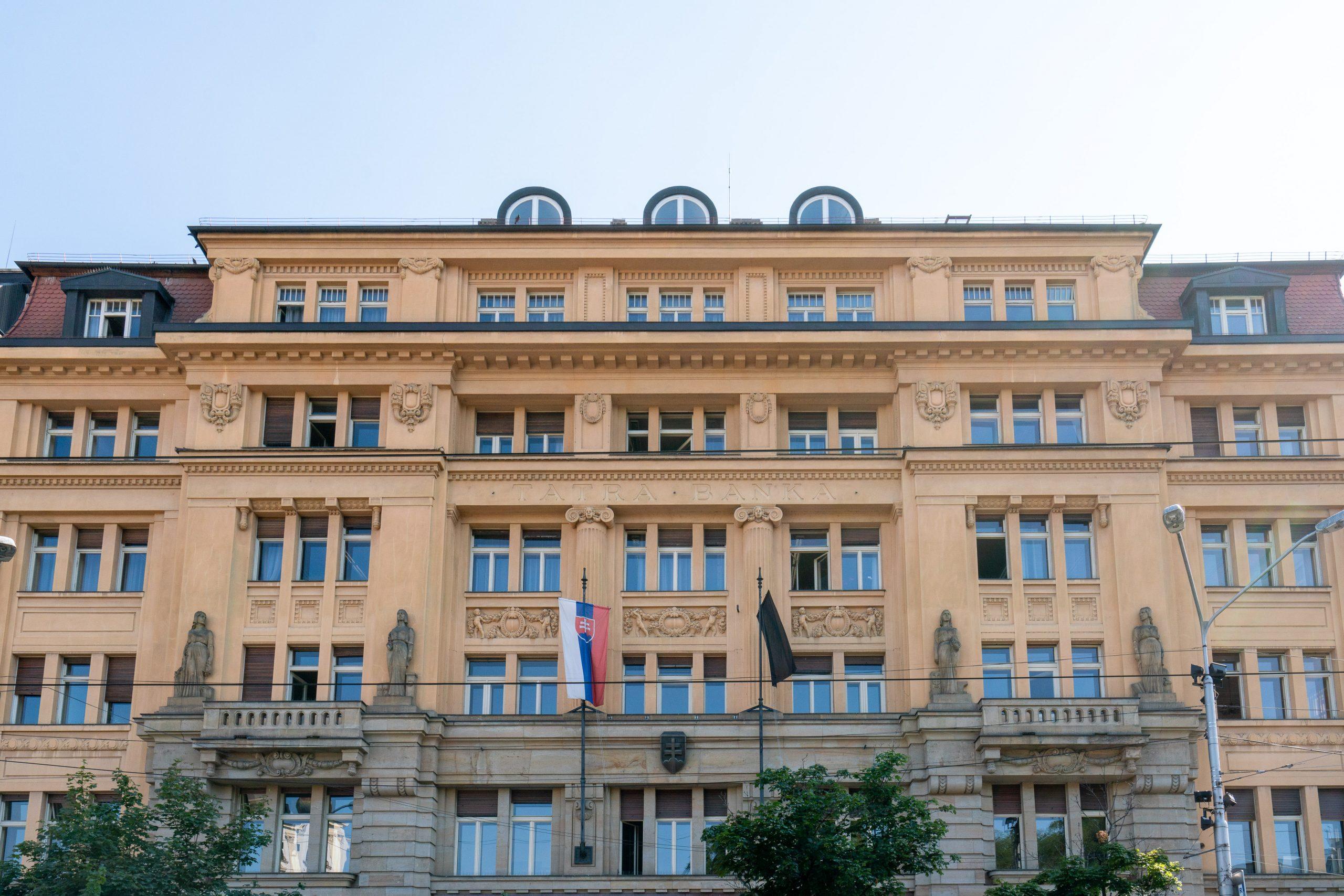 Palác Tatra banky
