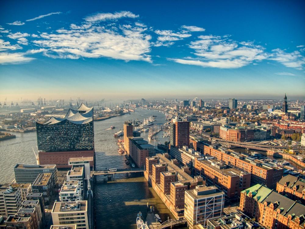 Metropoly a voda XII: Hamburg pretvára prístav na jednu z najväčších štvrtí v Európe